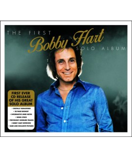 Bobby Hart - First Bobby Hart Solo Album Release Ever