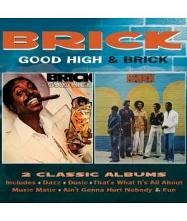 Brick - Good High / Brick: 2CD Deluxe Edition