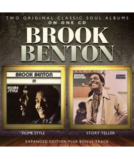 Brook Benton - Home Style / Story Teller: 2CD Expanded Edition