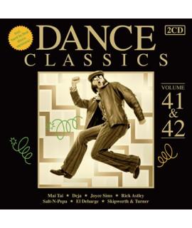 Dance Classics Vol. 41 & 42 (2CD)