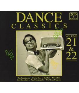 Dance Classics vol. 21 & 22 (3CD)