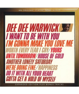 Dee Dee Warwick - I Want To Be With You / I'm Gonna Make You**