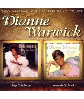Dionne Warwick - Sings Cole Porter/Aquarela Do Brasil **