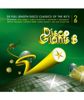 Disco Giants Volume 08 (PTG 2CD)