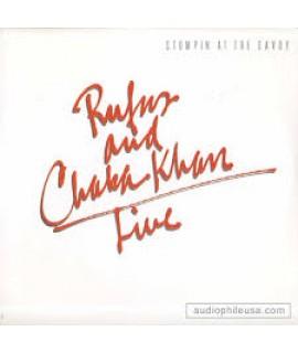 Rufus And Chaka Khan* – Live - Stompin' At The Savoy*