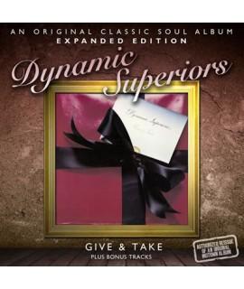Dynamic Superiors - Give & Take *