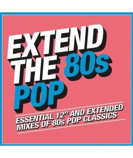 V/A - Extend The 80s - Pop