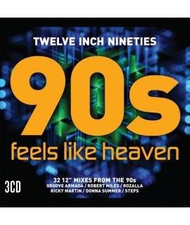 TWELVE INCH NINETIES: 90's FEELS LIKE HEAVEN
