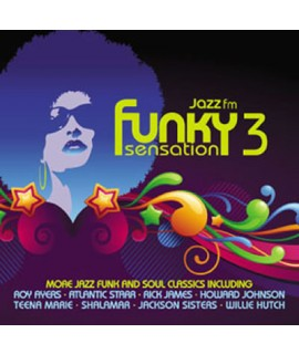 Funky Sensation 03 - Jazz Funk and Soul Classics
