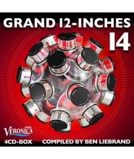 Ben Liebrand - Grand 12-inches Vol.14 4CD