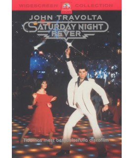 John Travolta - Saturday Night Fever (DVD)*