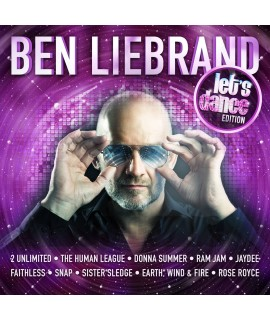 Ben Liebrand - Let's Dance Edition