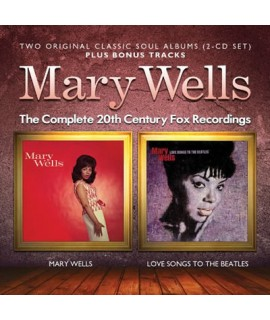 Mary Wells - The Complete 20th Century Fox Recordings **