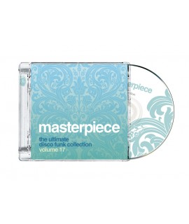 Masterpiece Vol. 17 - The ultimate disco funk collection