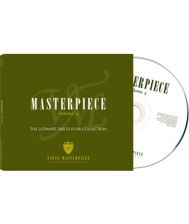 Masterpiece Vol. 04 - The ultimate disco funk collection