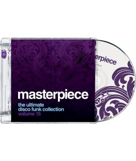 Masterpiece Vol. 15 - The ultimate disco funk collection