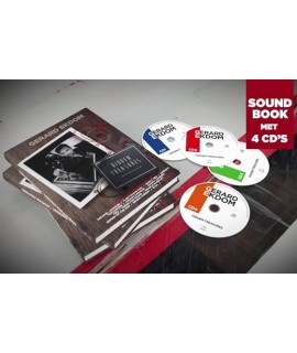 Gerard Ekdom - Hidden Treasures 4CD + soundbook (Dutch)