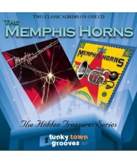 Memphis Horns - High On Music / Get Up & DanceThe Hidden Tre