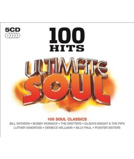 100 Hits: Ultimate Soul Box set