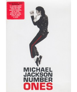 Michael Jackson - Number Ones (DVD)*
