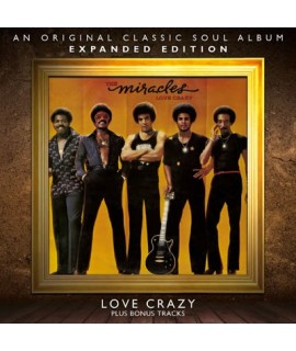 Miracles - Love Crazy **