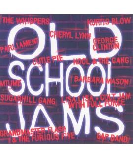 Old School Jams (CD)