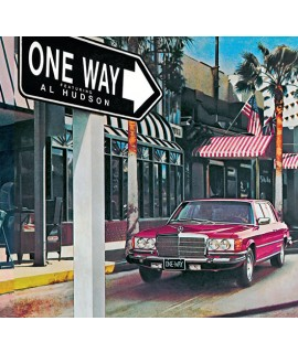 One Way - One Way feat. Al Hudson (PTG CD)