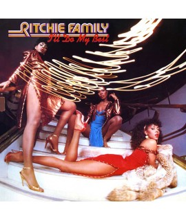 Ritchie Family - I'll Do My Best (PTG CD)