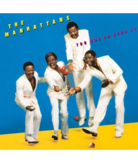 Manhattans - Too Hot To Stop It (PTG CD)
