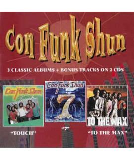 Con Funk Shun - Touch / Seven / To the Max