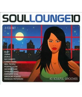 Soul Lounge 10 - 40 Soulful Grooves