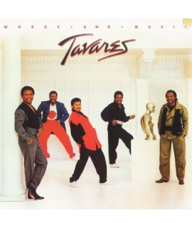 Tavares - Words And Music (Reissue)