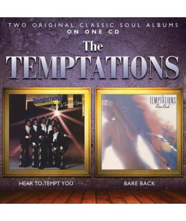 Temptations - Hear To Tempt You / Bare Back **