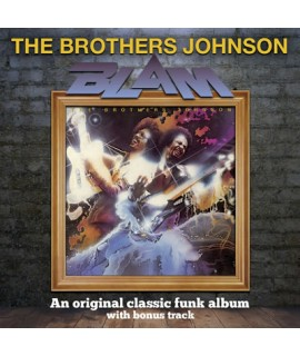 Brothers Johnson - Blam!! *
