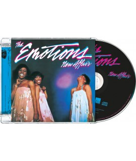 Emotions - New Affaire (PTG CD)