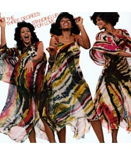 Three Degrees - Standing Up For Love Expanded Edition (CD)