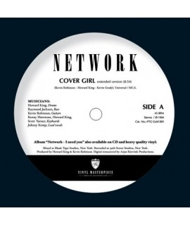 Network - Cover Girl / Hard to Give Up