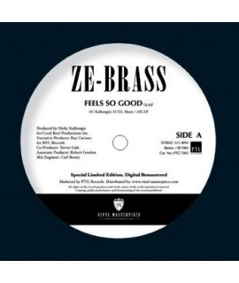 Ze-Brass - Feel So Good (Vinyl / PTG Records)