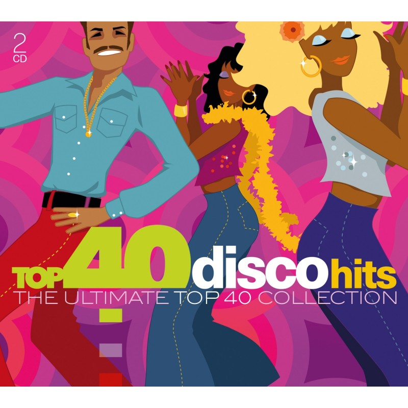 V/A - Top 40 - Disco Hits
