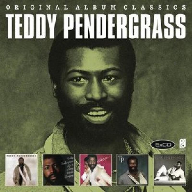 Teddy Pendergrass - Original album classics 5CD