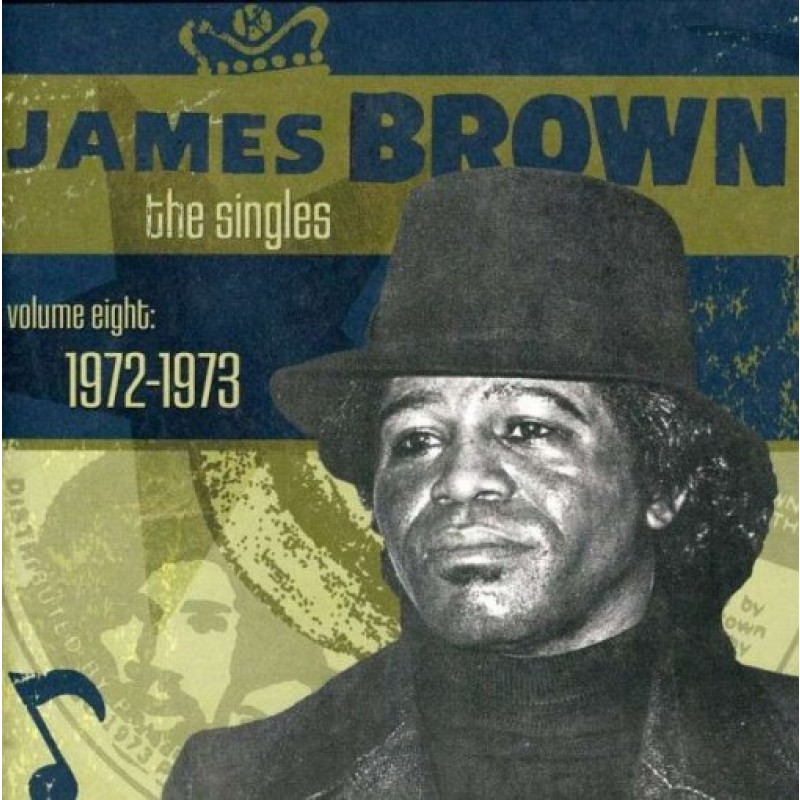 James Brown - The Singles, Vol. 8: 1972-1973 - 2CD