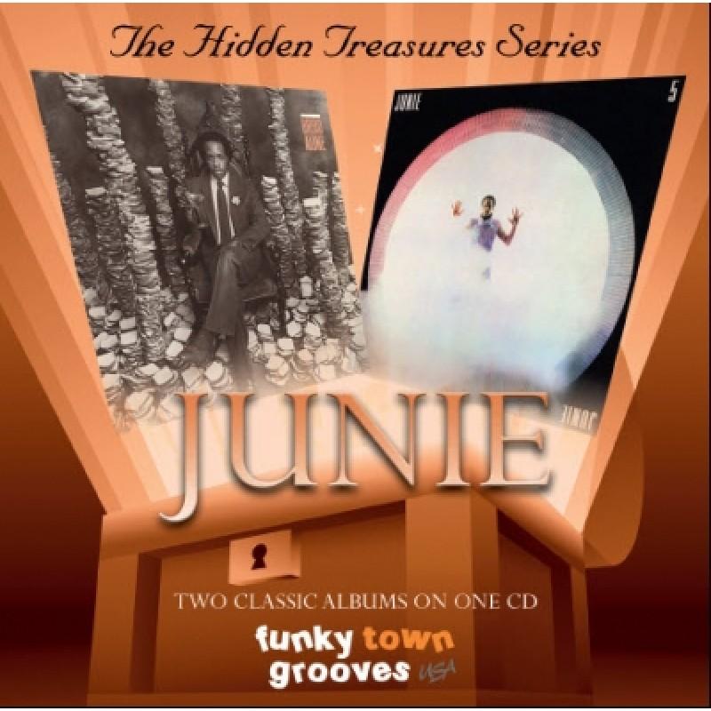 Junie - Bread Alone / Junie 5