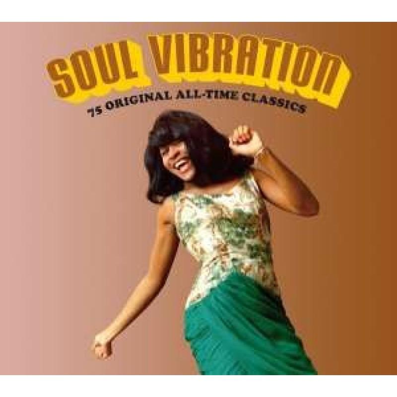 V/A - Soul Vibration -digi- dg remastered/ 10-panel digipack