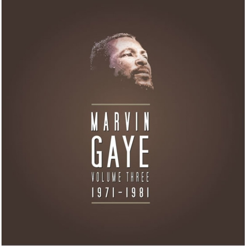 Marvin Gaye Volume Three 1971-1981 7CD