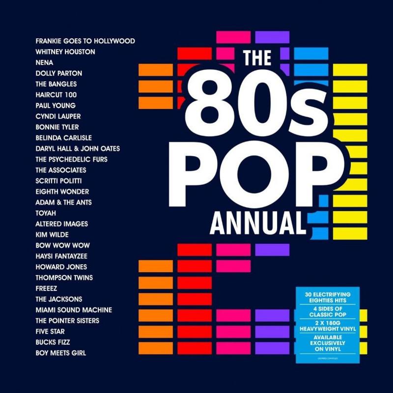 80s pop annual 2 (2LP VINYL)