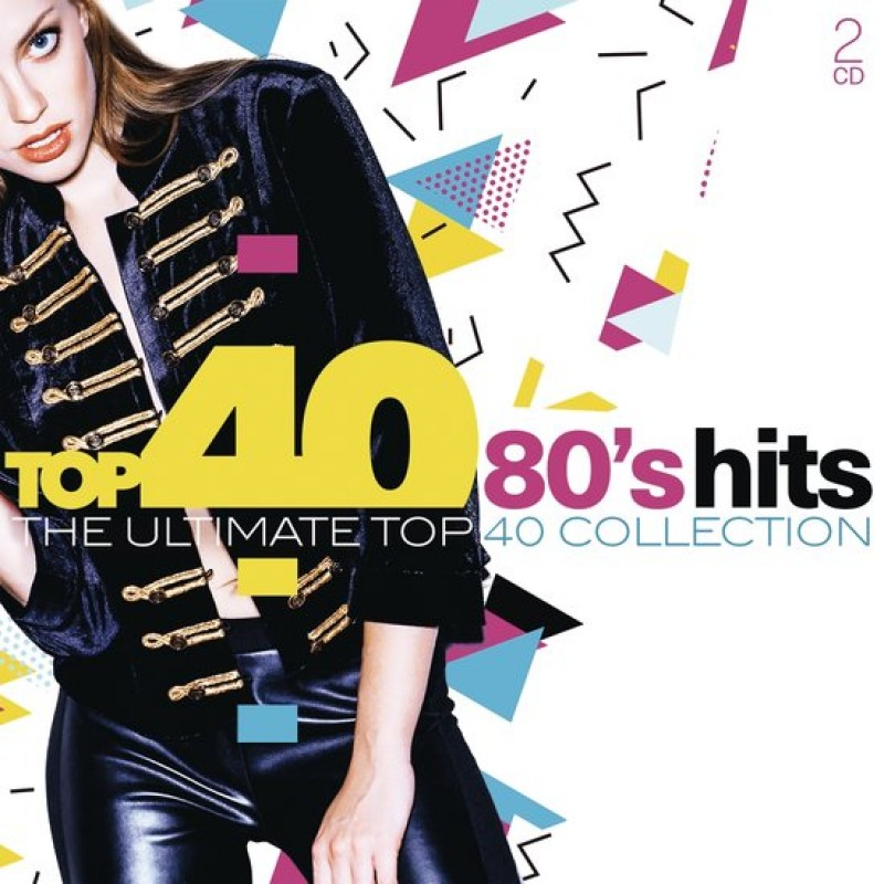 V/A - Top 40 - 80's Hits