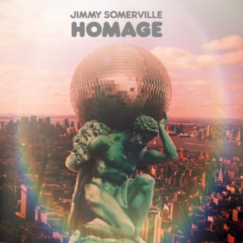 Jimmy Somerville ‎– Homage Deluxe Edition*
