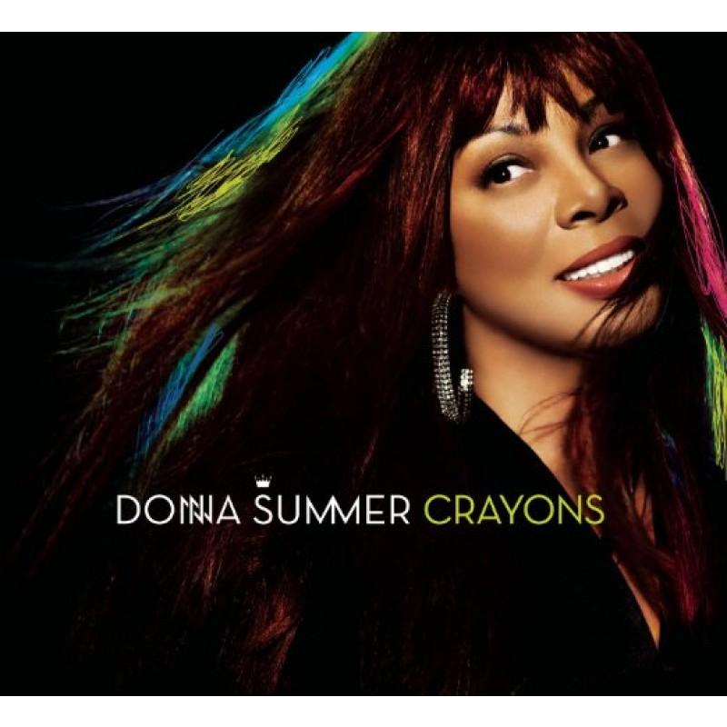 Donna Summer - Crayons Remast/Reissue 3CD