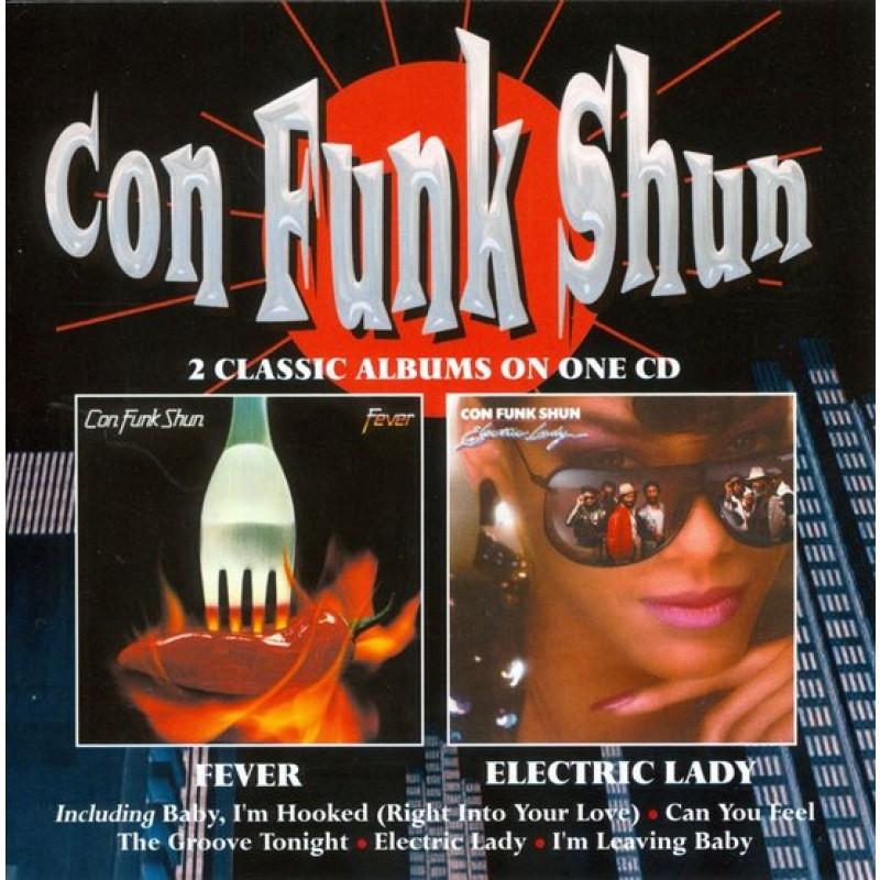 Con Funk Shun - Fever / Electric Lady