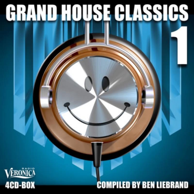 Ben Liebrand - Grand House Classics 1 - 4CD